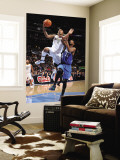 Minnesota Timberwolves v Denver Nuggets: J.R. Smith and Corey Brewer Wall Mural by Garrett Ellwood