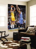 Oklahoma City Thunder v New Orleans Hornets: Marco Belinelli and Thabo Sefolosha Wall Mural by Layne Murdoch