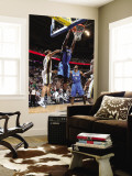 Orlando Magic v Utah Jazz: Brandon Bess and Andrei Kirilenko Wall Mural by Melissa Majchrzak