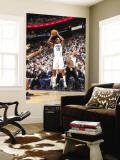 Memphis Grizzlies v Utah Jazz: Raja Bell Wall Mural by Melissa Majchrzak
