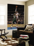 Milwaukee Bucks v Dallas Mavericks: Shawn Marion and Drew Gooden Wall Mural by Danny Bollinger