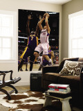 Los Angeles Lakers v Los Angeles Clippers: Blake Griffin and Lamar Odom Wall Mural by Stephen Unknown
