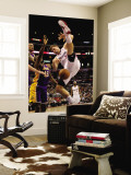 Los Angeles Lakers v Los Angeles Clippers: Blake Griffin, Matt Barnes and Ron Artest Wall Mural by  Stephen