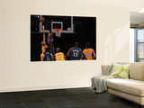 Washington Wizards v Los Angeles Lakers: Derek Fisher and John Wall Wall Mural by  Jeff