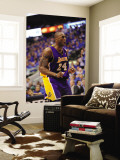 Los Angeles Lakers v Dallas Mavericks - Game Three, Dallas, TX - MAY 6: Kobe Bryant Wall Mural by Noah Graham