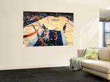 Atlanta Hawks v New Jersey Nets: Brook Lopez Wall Mural by David Dow