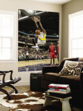 Toronto Raptors v Indiana Pacers: Solomon Jones Wall Mural by Ron Hoskins