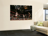 Milwaukee Bucks v Cleveland Cavaliers: Mo Williams and Drew Gooden Wall Mural by David Liam Kyle