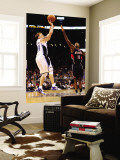 Atlanta Hawks v Orlando Magic: Jason Williams and Jamal Crawford Wall Mural by Sam Greenwood