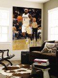 New York Knicks v Denver Nuggets: Ty Lawson Wall Mural by Doug Pensinger
