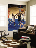 Utah Jazz v Los Angeles Clippers: C.J. Miles and Al-Farouq Aminu Wall Mural by Noah Graham