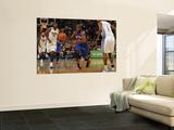 New York Knicks v Denver Nuggets: Raymond Felton and Chauncey Billups Wall Mural by Doug Pensinger