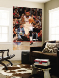 San Antonio Spurs v Los Angeles Clippers: Baron Davis Wall Mural by Andrew Bernstein