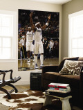 New Orleans Hornets v Dallas Mavericks: Jason Terry Wall Mural by Glenn James