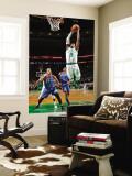 Oklahoma City Thunder v Boston Celtics: Rajon Rondo Wall Mural by Brian Babineau