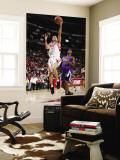 Sacramento Kings v Houston Rockets: Kevin Martin and Jason Thompson Wall Mural by Bill Baptist