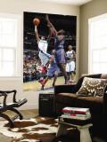 Charlotte Bobcats v New Orleans Hornets: Trevor Ariza and Nazr Mohammed Wall Mural by Layne Murdoch