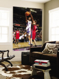 New Jersey Nets v Sacramento Kings: Luther Head and Brook Lopez Wall Mural by Don Smith