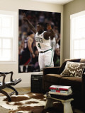 Atlanta Hawks v Boston Celtics: Nate Robinson Wall Mural by Elsa Unknown