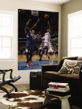 Minnesota Timberwolves v Dallas Mavericks: Shawn Marion, Corey Brewer and Darko Milicic Wall Mural by Danny Bollinger