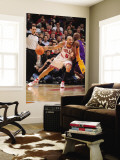 Los Angeles Lakers v Chicago Bulls: Carlos Boozer and Lamar Odom Wall Mural by Andrew Bernstein