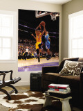 New Orleans Hornets v Los Angeles Lakers - Game Five, Los Angeles, CA - April 26: Matt Barnes Wall Mural by Unknown Unknown