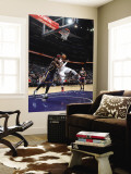 Indiana Pacers v Atlanta Hawks: Josh Smith and James Posey Wall Mural by Scott Cunningham