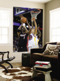 Miami Heat v Golden State Warriors: Chris Bosh Wall Mural by Ezra Unknown