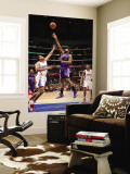Sacramento Kings v Los Angeles Clippers: DeMarcus Cousins and Jarron Collins Wall Mural by Noah Graham