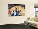 Washington Wizards v New Jersey Nets: Nick Young and Brook Lopez Wall Mural by David Dow
