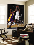 Los Angeles Lakers v Washington Wizards: Gilbert Arenas and Ron Artest Wall Mural by  Ned