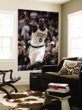 Atlanta Hawks v Boston Celtics: Kevin Garnett Wall Mural by Elsa Unknown