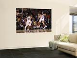 Minnesota Timberwolves v Phoenix Suns: Jared Dudley and Steve Nash Wall Mural by Christian Petersen