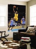 Oklahoma City Thunder v New Orleans Hornets: Chris Paul Wall Mural by Layne Murdoch