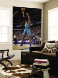 New Orleans Hornets v Dallas Mavericks: David West Wall Mural by Glenn James