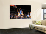Denver Nuggets v Golden State Warriors: Carmelo Anthony and Reggie Williams Wall Mural by Rocky Widner