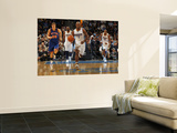 New York Knicks v Denver Nuggets: Chauncey Billups Wall Mural by Doug Pensinger