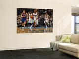New York Knicks v Denver Nuggets: Chauncey Billups Wall Mural by Doug Pensinger