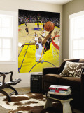 Miami Heat v Golden State Warriors: Reggie Williams Wall Mural by Rocky Widner
