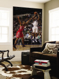 Houston Rockets v Dallas Mavericks: Caron Butler and Shane Battier Wall Mural by Danny Bollinger