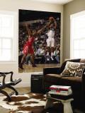 Houston Rockets v Dallas Mavericks: Caron Butler and Shane Battier Wall Mural by Danny Bollinger