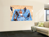 Memphis Grizzlies v Denver Nuggets: Carmelo Anthony Wall Mural by Garrett Ellwood