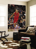 Toronto Raptors v Detroit Pistons: Jerryd Bayless Wall Mural by Allen Einstein