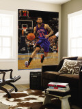 New York Knicks v Denver Nuggets: Wilson Chandler Wall Mural by Doug Pensinger