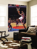 Atlanta Hawks v Detroit Pistons: Tracy McGrady Wall Mural by Allen Einstein