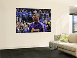 Los Angeles Lakers v Dallas Mavericks - Game Three, Dallas, TX - MAY 6: Kobe Bryant Wall Mural by Danny Bollinger
