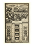 Horn and Hardart Automat, New York City Posters