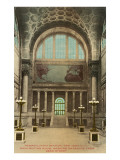 Pennsylvania Station Waiting Room, New York City Posters