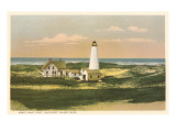 Great Point Lighthouse, Nantucket, Massachusetts Posters