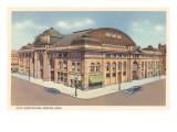 City Auditorium, Canton, Ohio Print
